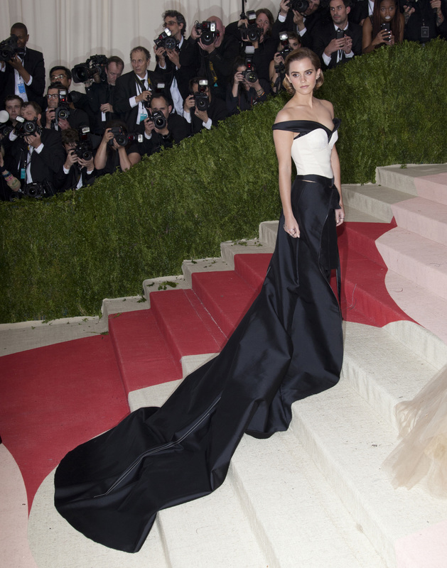 "USA - ""Manus x Machina: Fashion In An Age Of Technology"" Costume Institute Gala - Arrivals In New York"