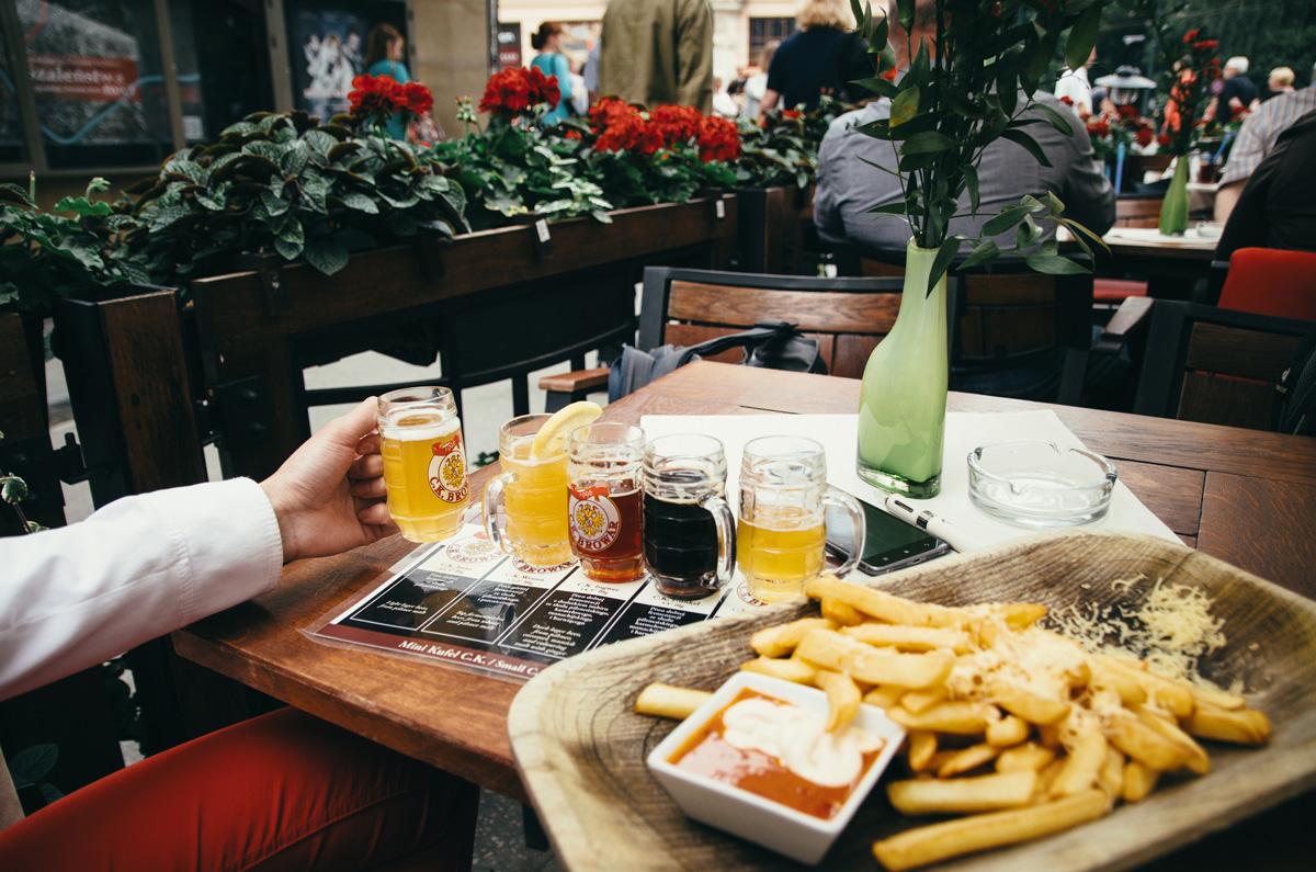 Пивоварня в Кракове, Польша