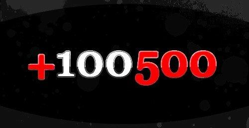 + 100500  :-)))