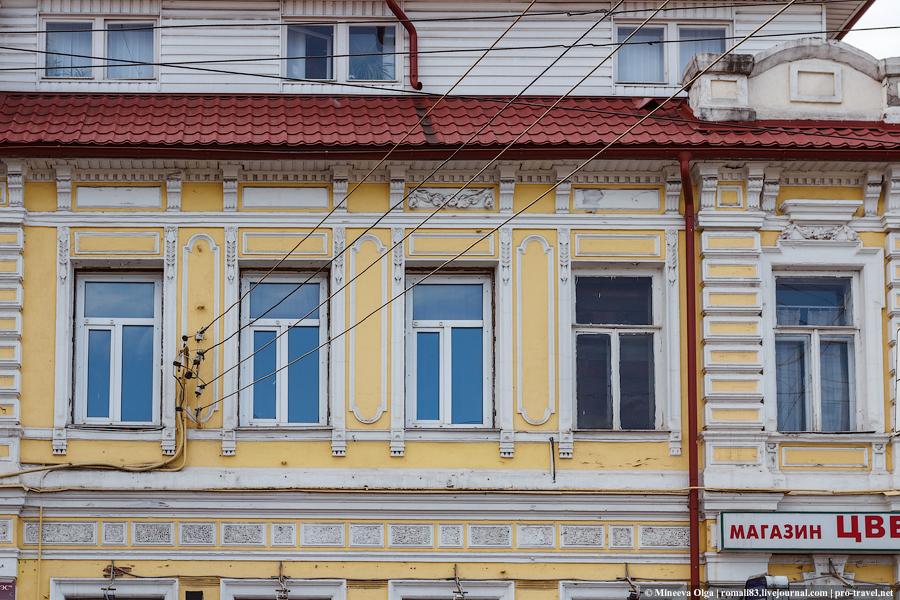 Окна Нижнего Новгорода