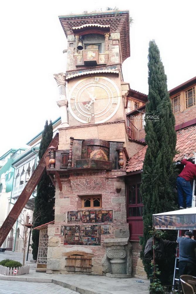 Кукольный театр в Тбилиси