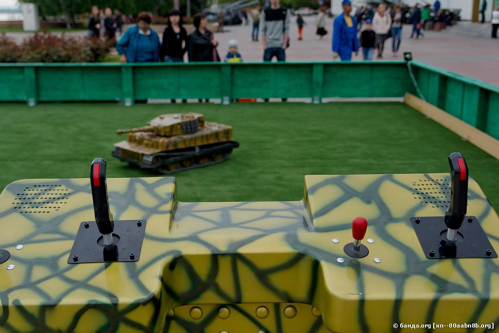 Модели танков на Сталинградской битве