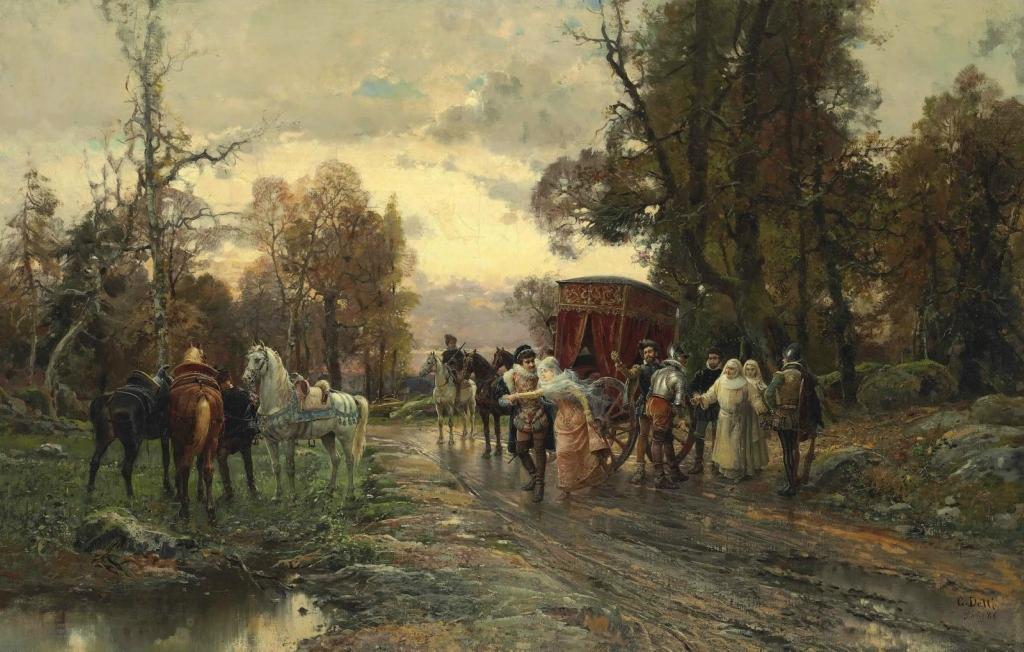 1886 Безопасный проход