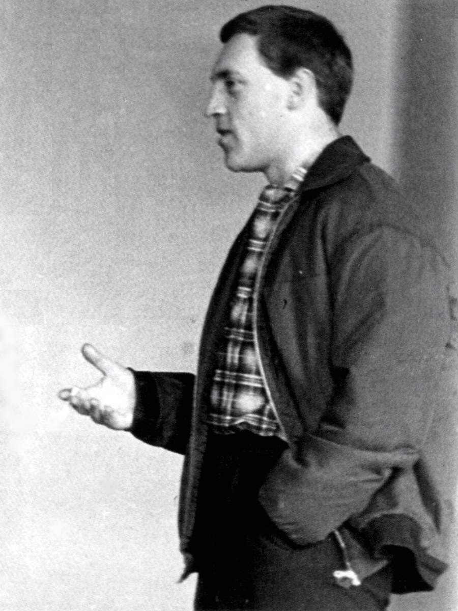 1963. Владимир Высоцкий в Ленинграде. Фото 10-25 апреля