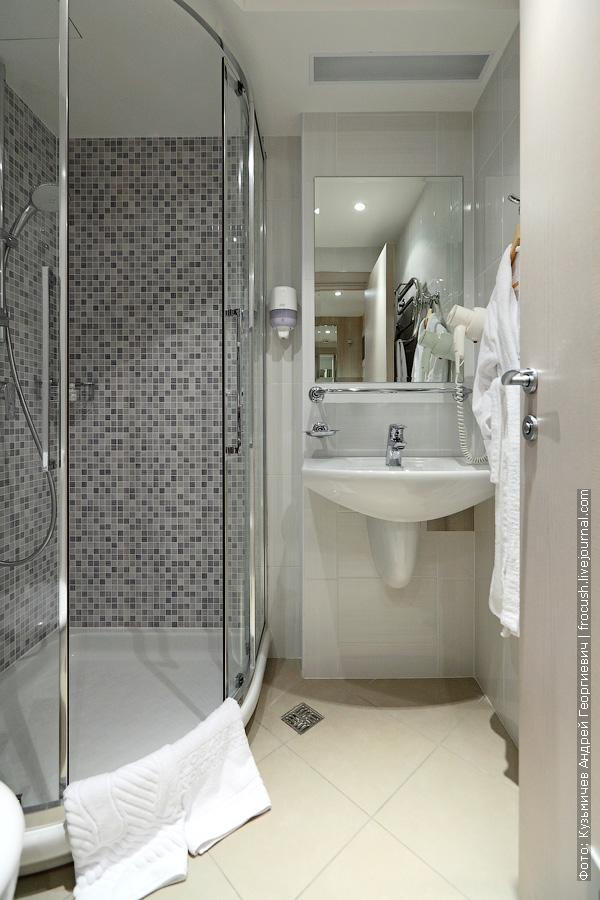 фото ванная комната номера комплекс дагомыс
