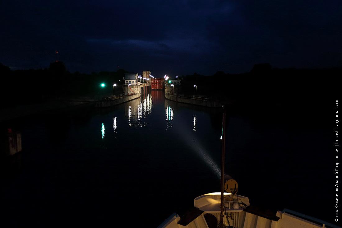 шлюз Беломоро-Балтийского канала