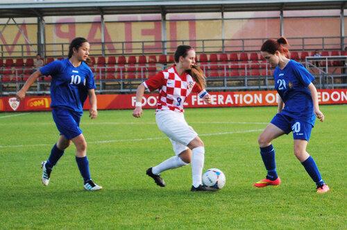 Девичья сборная Молдовы сыграет с командой Румынии