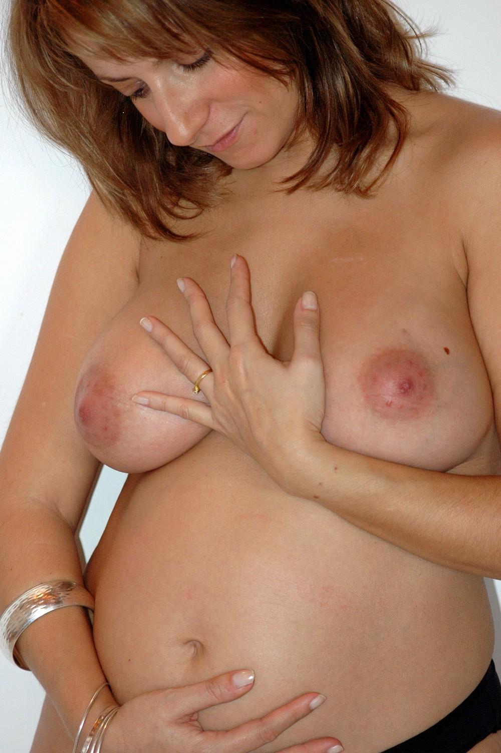 Сиси беременные