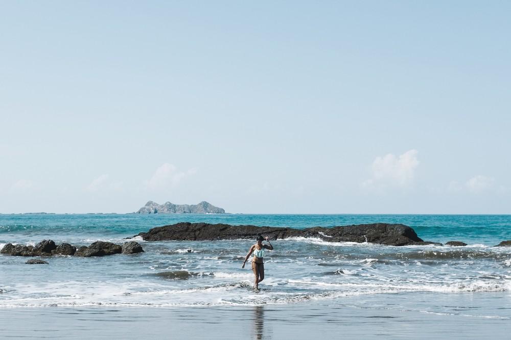 Путешествие по Коста-Рике молодой пары