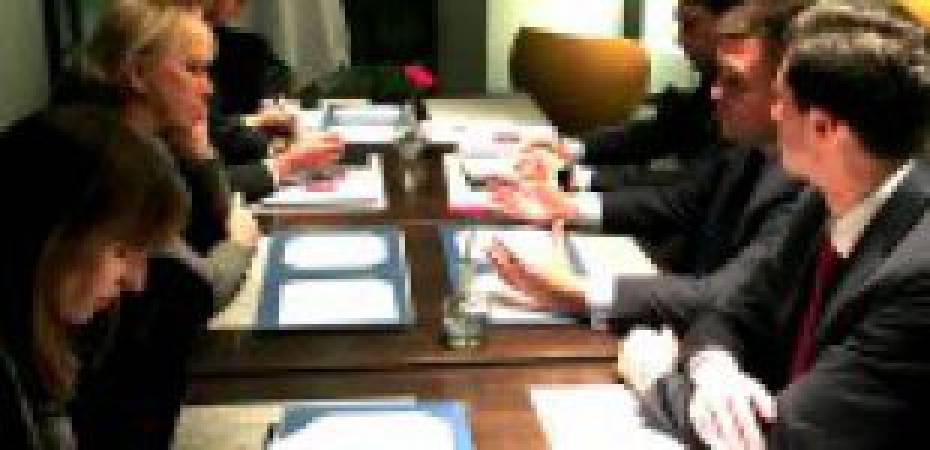 Климкин и Вальстрем обсудили предстоящий визит Порошенко в Швецию, - МИД