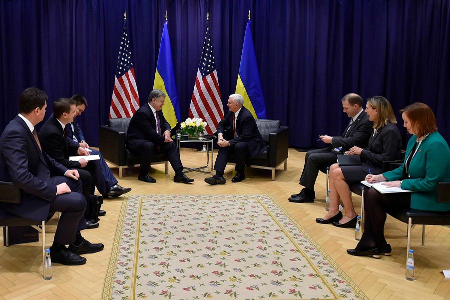 Отношения с США всё? Порошенко переиграл Путина?