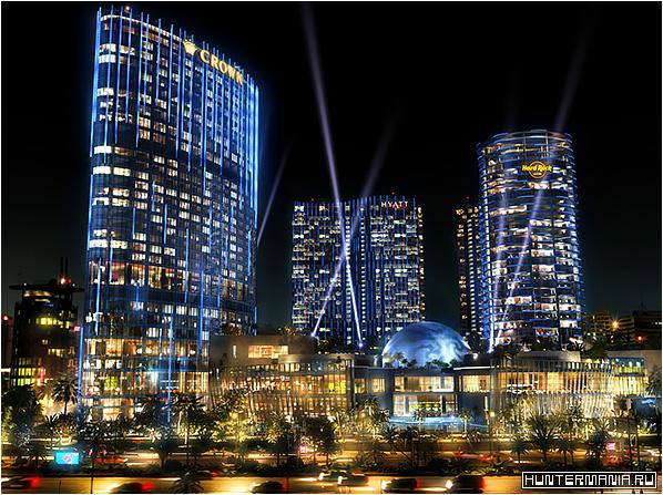 Казино City of Dreams. Город мечты