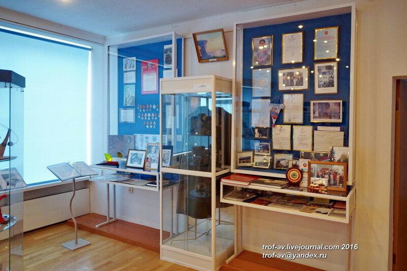 Музей Германа Титова, лицей №1 Краснознаменска