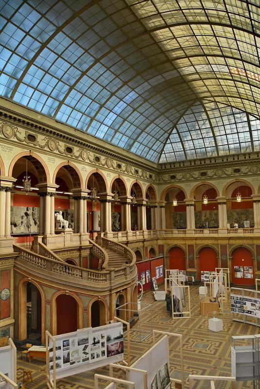 Большой выставочный зал