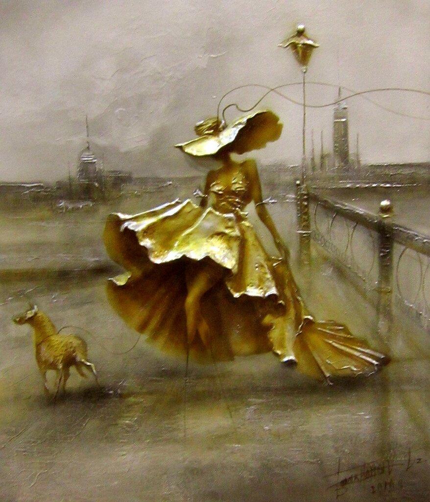 Женщине нужно тепло золотое, Бархат небесный из цвета зари, Дмитрий Николаевич Балахонов