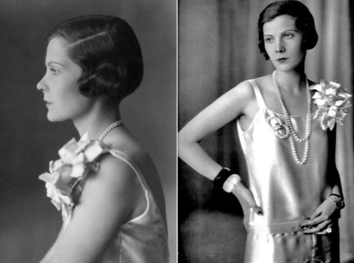 Королева Парижа. Историк моды А. Васильев писал о ней: «Ее внешность таит в себе такую же загадку, к