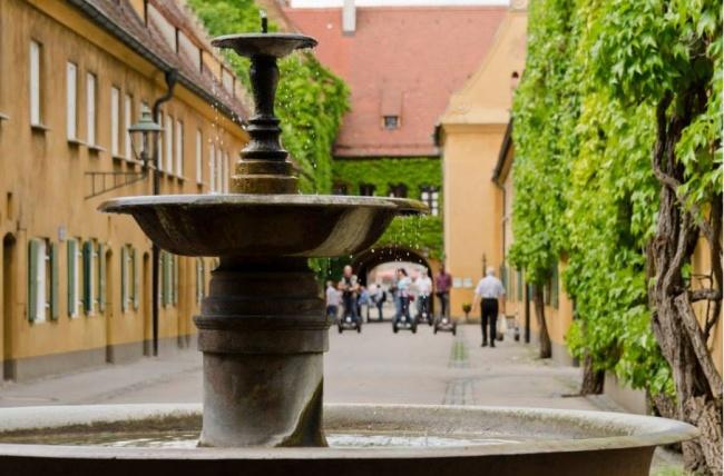 © Fugger-offizielle Seite / Facebook.com  Говорят, город Фуггерай был создан богатым банкиром