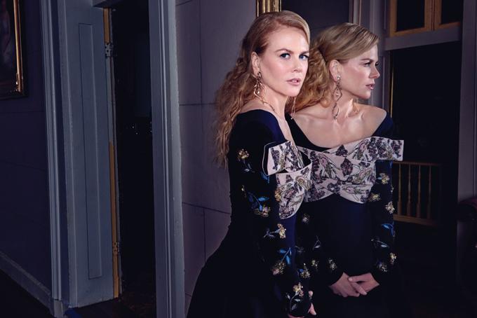 Николь Кидман на страницах Flaunt Magazine