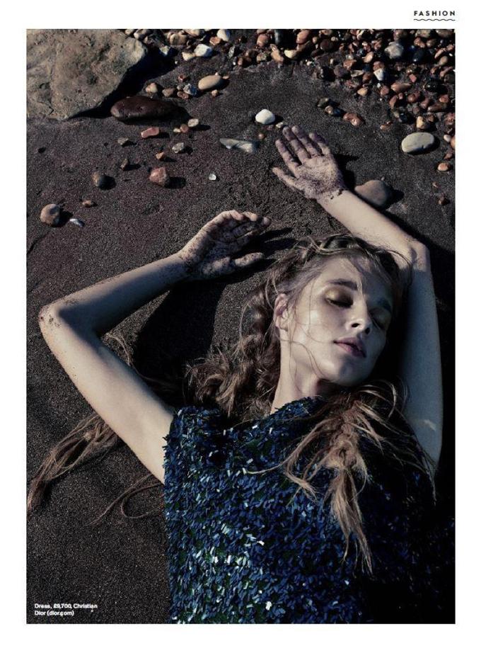 Фотосессия в Stylist Magazine