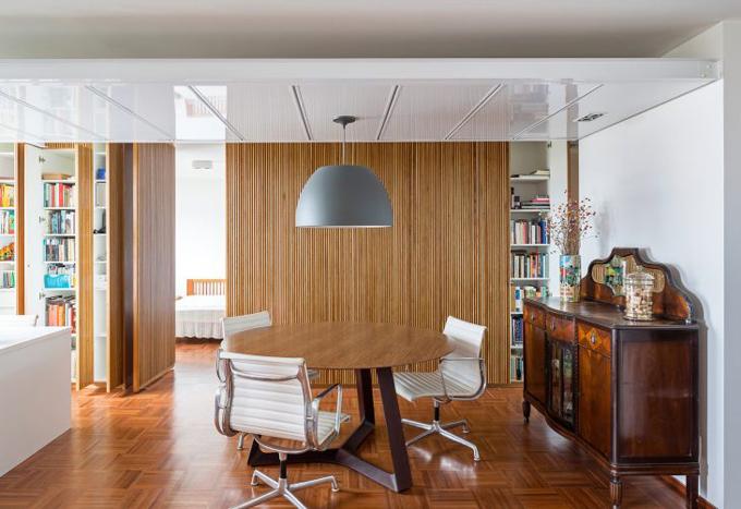 Квартира от Estudio MRGB (12 фото)
