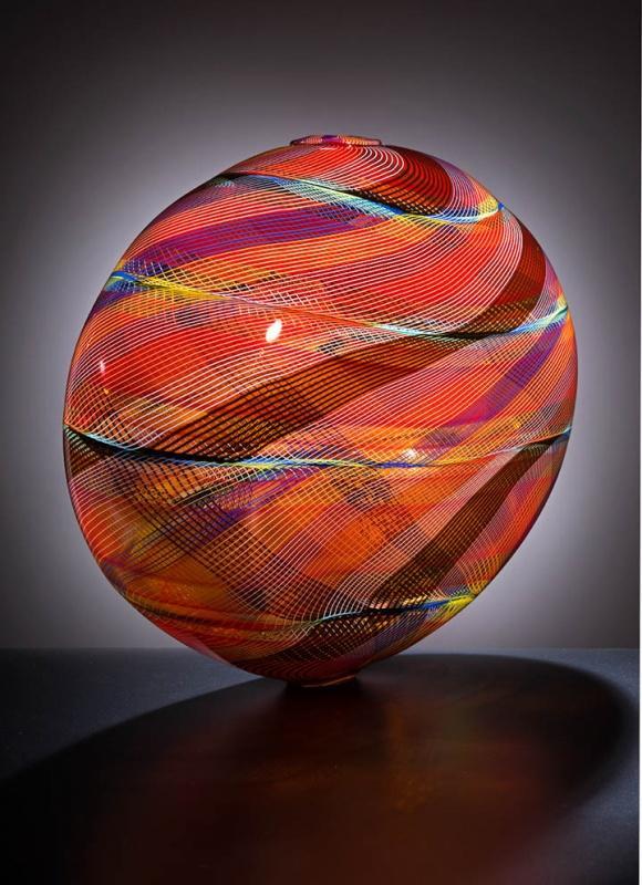 Красота венецианского стекла в работах Лино Тальяпьетра