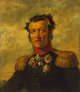 Берг, Григорий Максимович