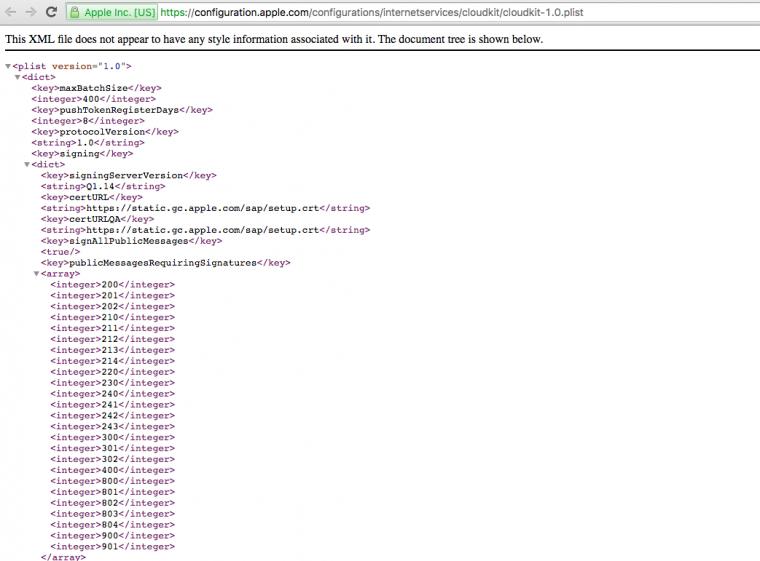 Роскомнадзор заблокировал связанный сiCloud сервер