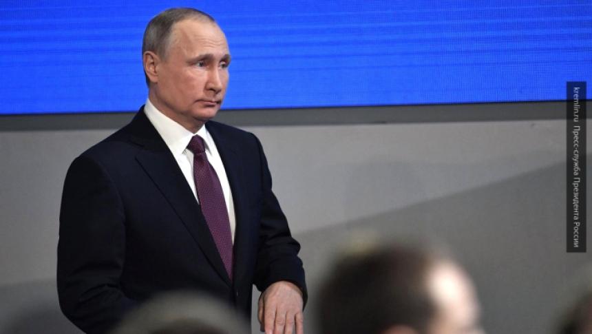 Путин: в Российской Федерации развиваются высокотехнологичные области экономики
