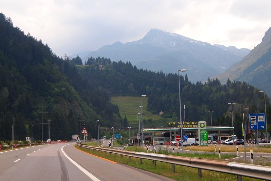 Швейцария без остановок
