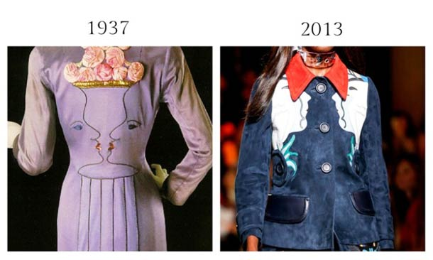 29 evidences that modern fashion invents nothing