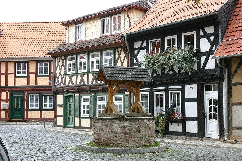 Немецкий городок Вернигероде— настоящая современная сказка
