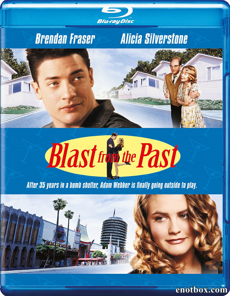 Взрыв из прошлого / Blast from the Past (1999/BDRip/HDRip)