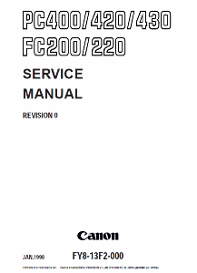 service - Инструкции (Service Manual, UM, PC) фирмы Canon 0_1b0e6c_d1b2ac8b_orig
