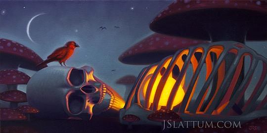 Surreal Artworks by J. Slattum