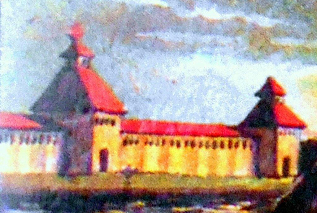 Иллюстрация к роману Ю. Германа Россия молодая. Фото библиотечной книги (10).JPG