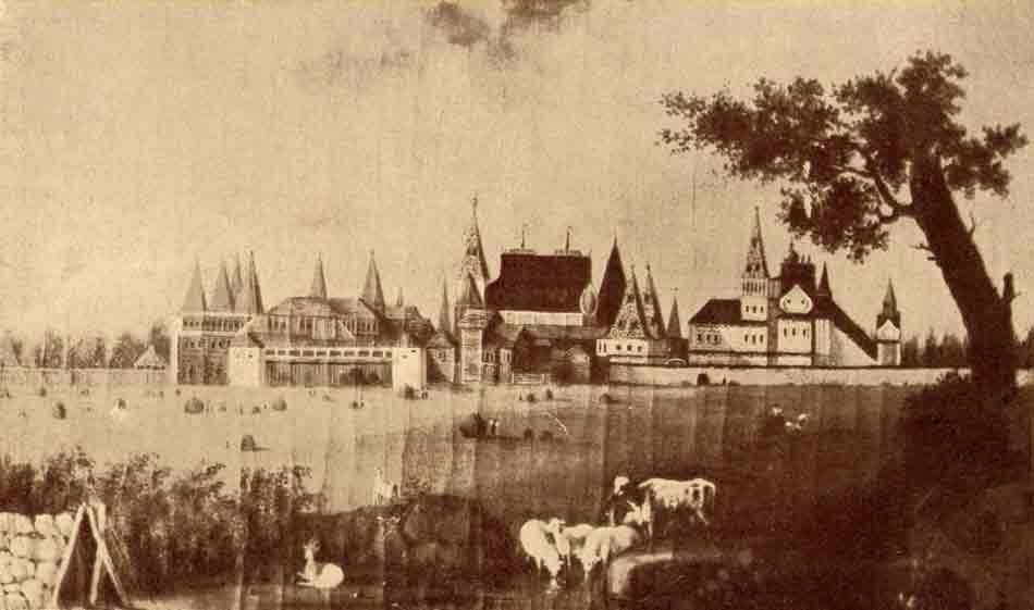 461319 Дворец царя Алексея Михайловича. Южный фасад 1760-е.jpg