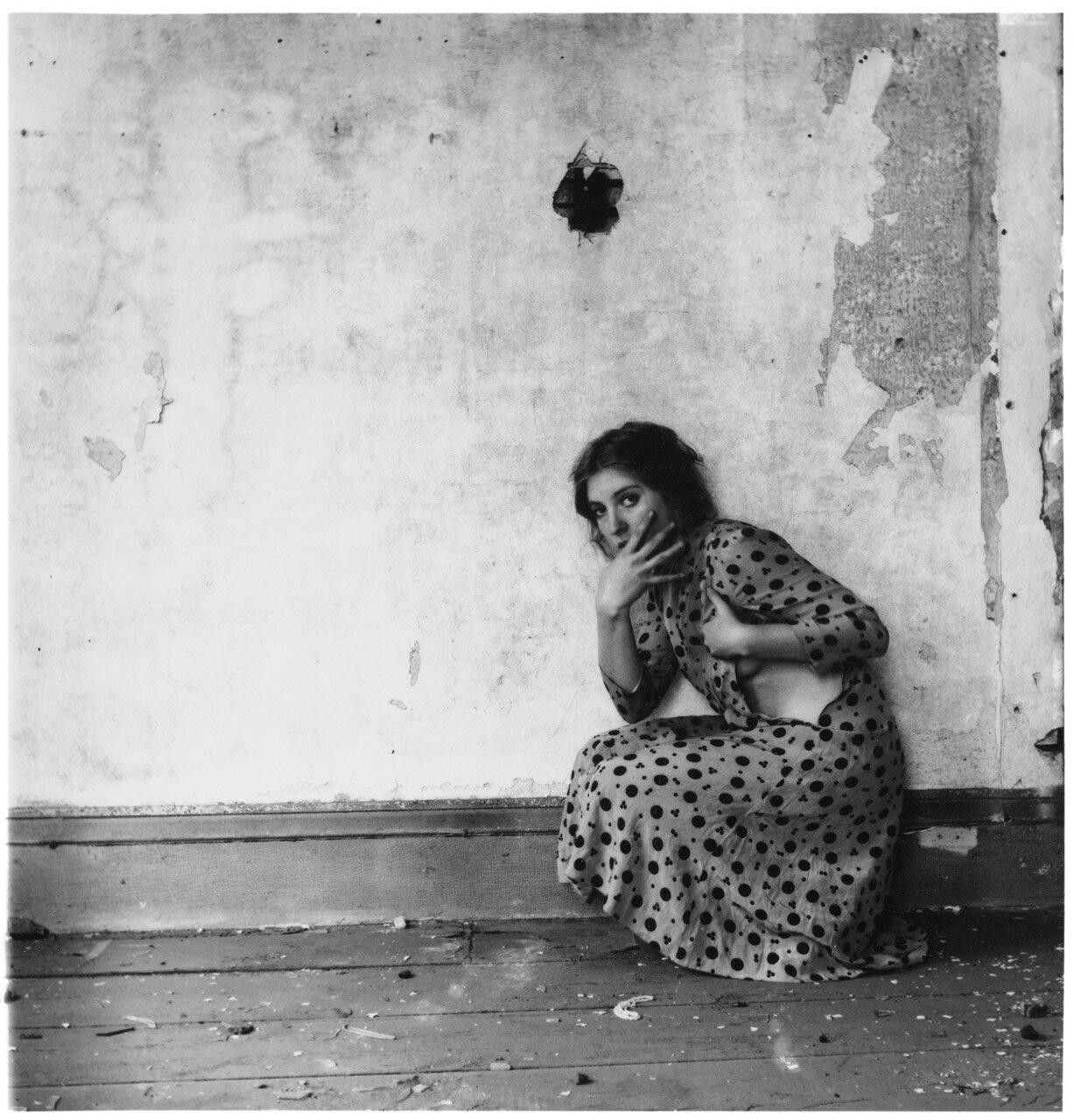 1976. Узор в горошек. Провиденс, Род-Айленд