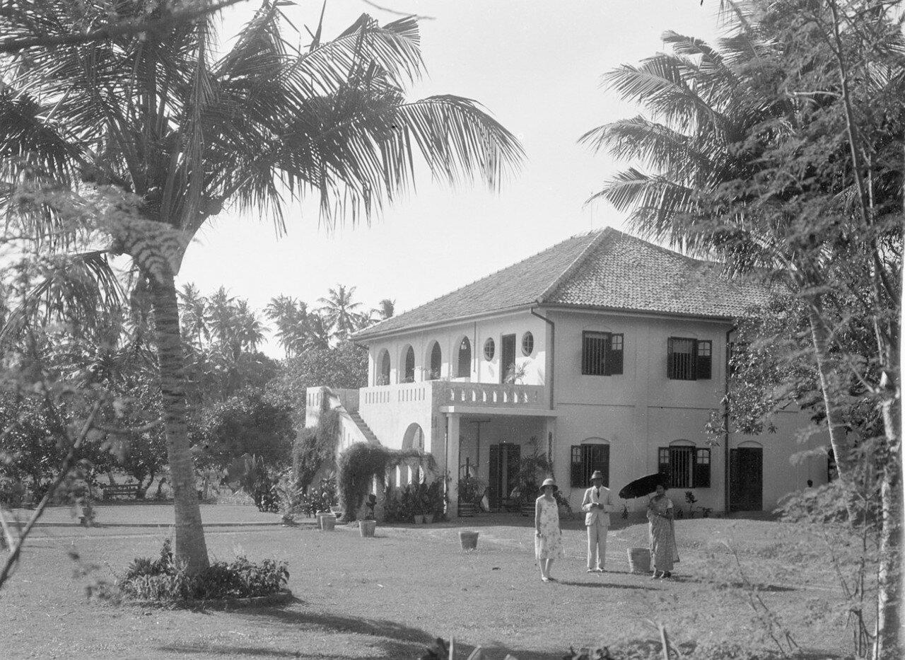 18. Дом писателя и историка искусства Лионеля де Фонсека в Коломбо