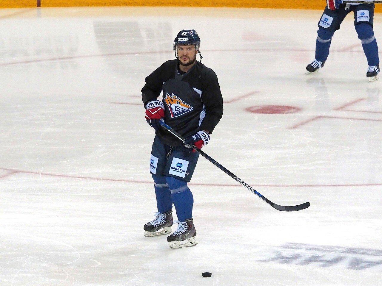2 Открытая тренировка перед финалом плей-офф КХЛ 2017 06.04.2017
