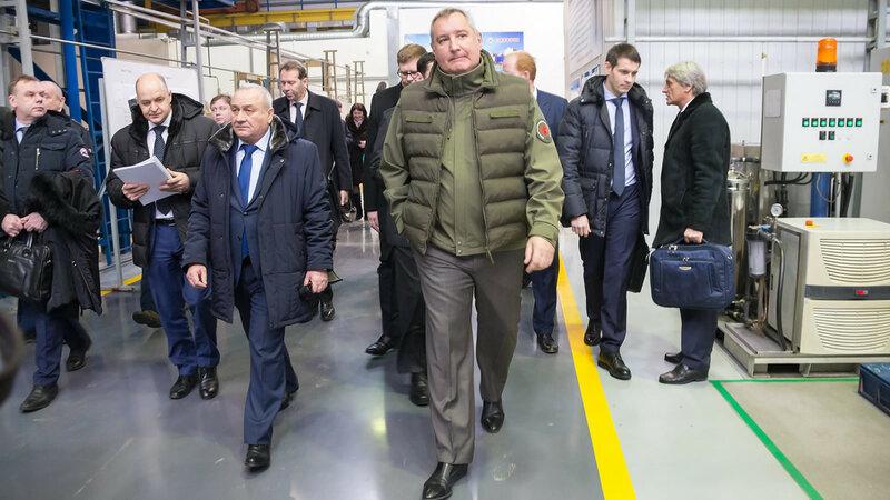 Рогозин: задва годаРФ вышла нановый этап вкорабельном двигателестроении