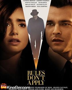 Regeln spielen keine Rolle (2016)