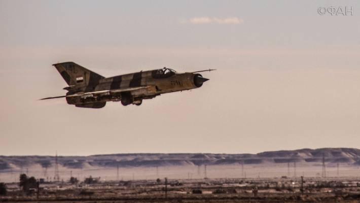 ВВС Сирии нанесли удар по турецким силам: СМИ подозревают РФ в мести за сбитый Су-24