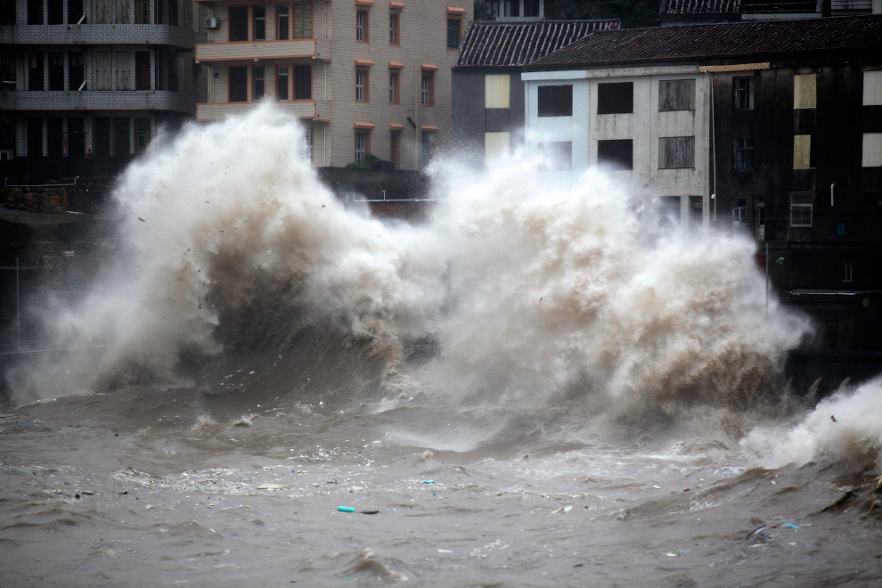 6. Провинция Чжэцзян, 10 июля 2015.