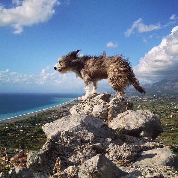 По Средиземному морю на каяке