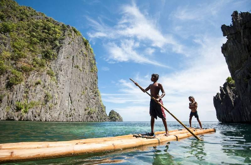 Жизнь в «морском племени»