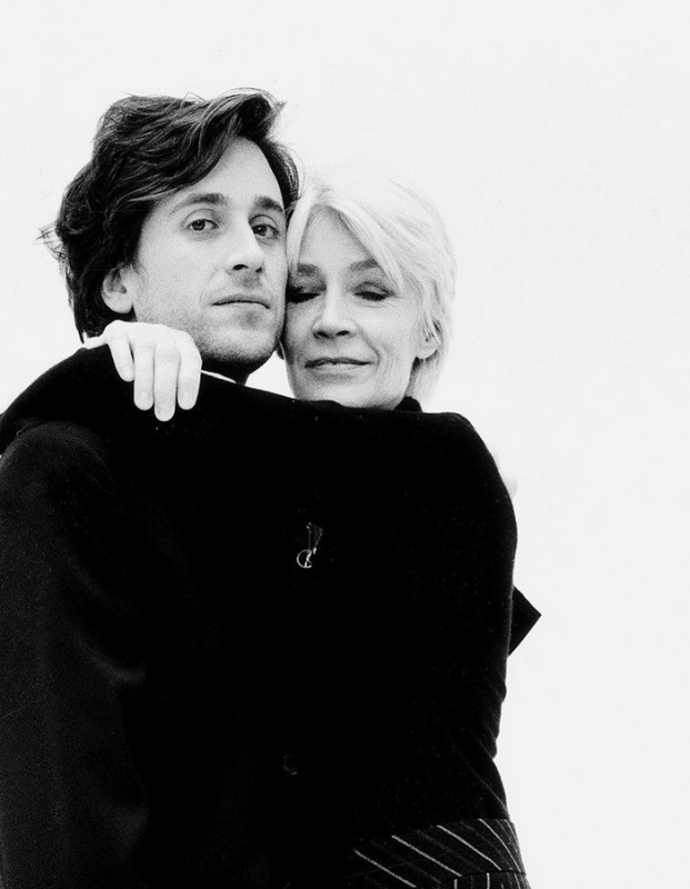Тома Дютрон и Франсуаза Арди.