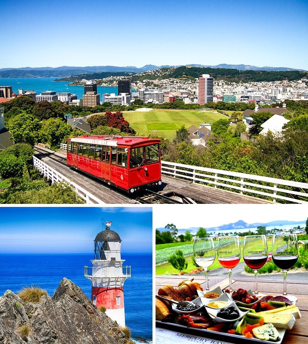 © pixabay  © pixabay  Новая Зеландия— одна изсамых безопасных имирных стран. С1980 г