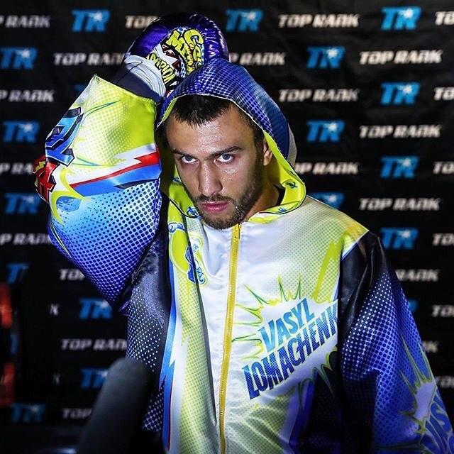 Ломаченко: Мой бой сСалидо должен пройти 27марта