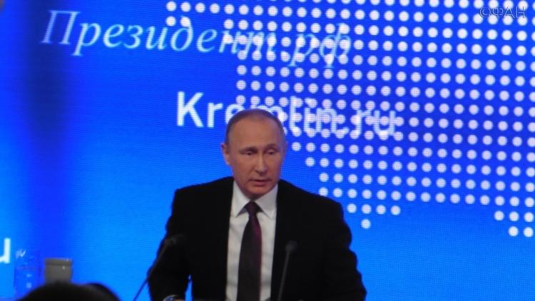 Рейтинг согласия Владимира Путина достиг годового максимума