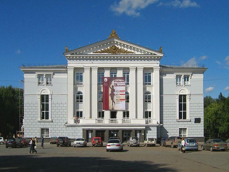 ВПерми начался фестиваль «Золотая маска»